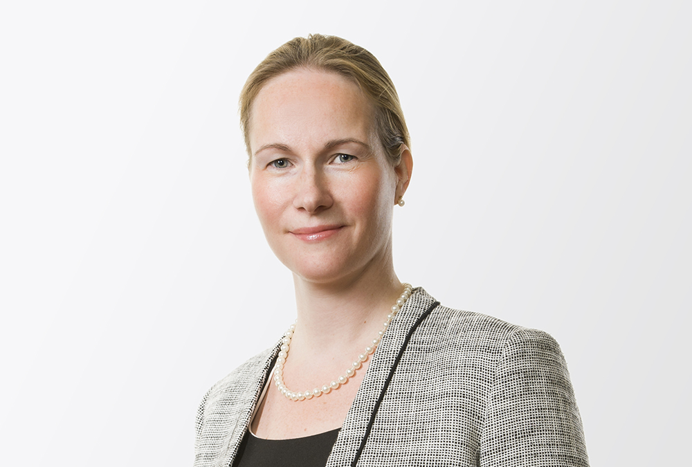 Martina Kraske-Kleistner, Head of Finance, Germany